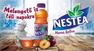 A NESTEA Havas szilva finom gyümölcsös ízével és a téli fűszerek kombinációjával tökéletes kikapcsolódást nyújt bármely pillanatban.