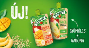 Gyümölcsös Topjoy Snack